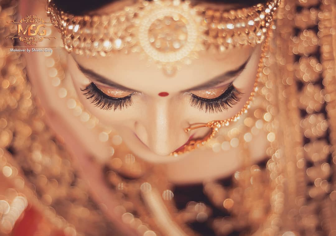 famous bridal makeup artist in delhi