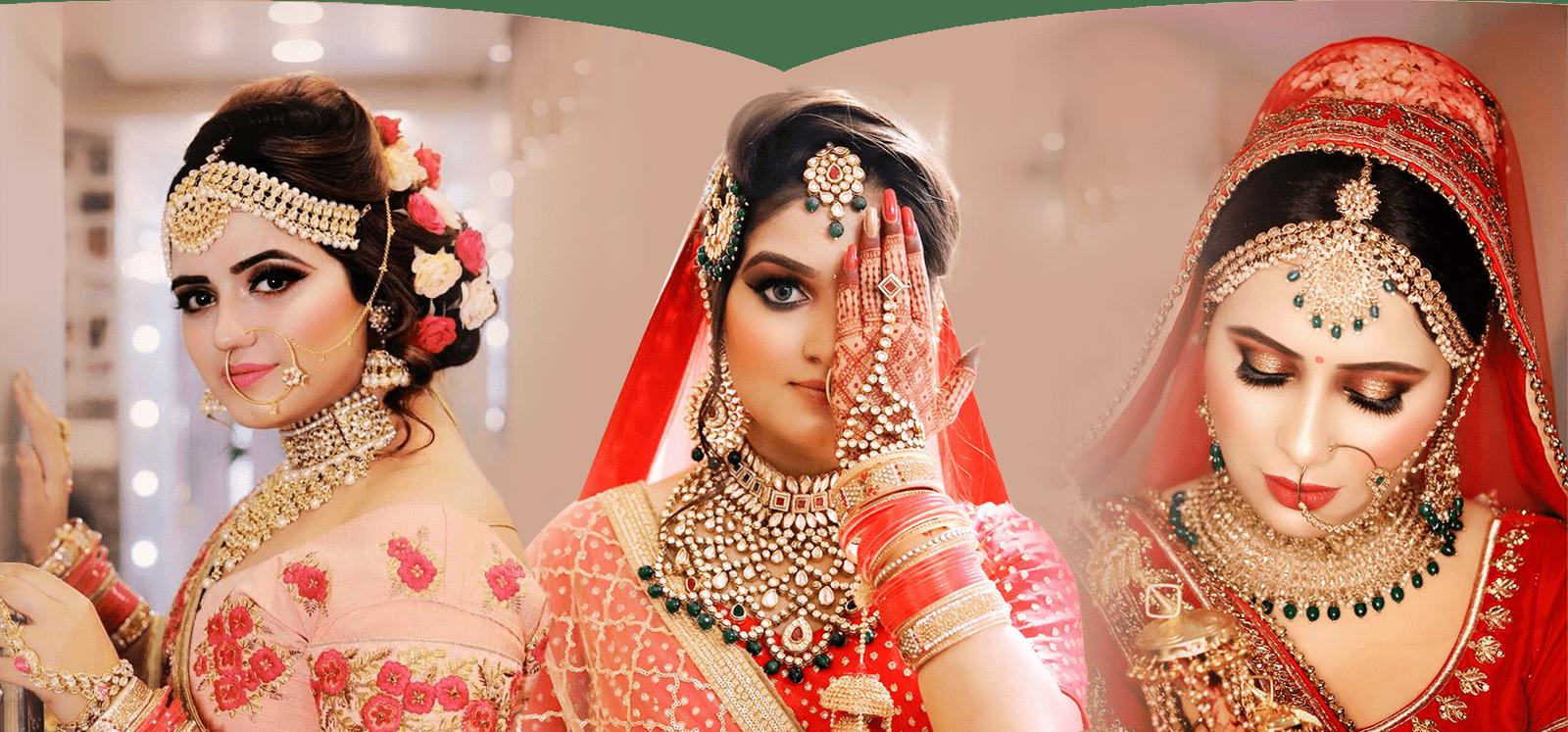 Contact Best bridal makeup artist in Delhi