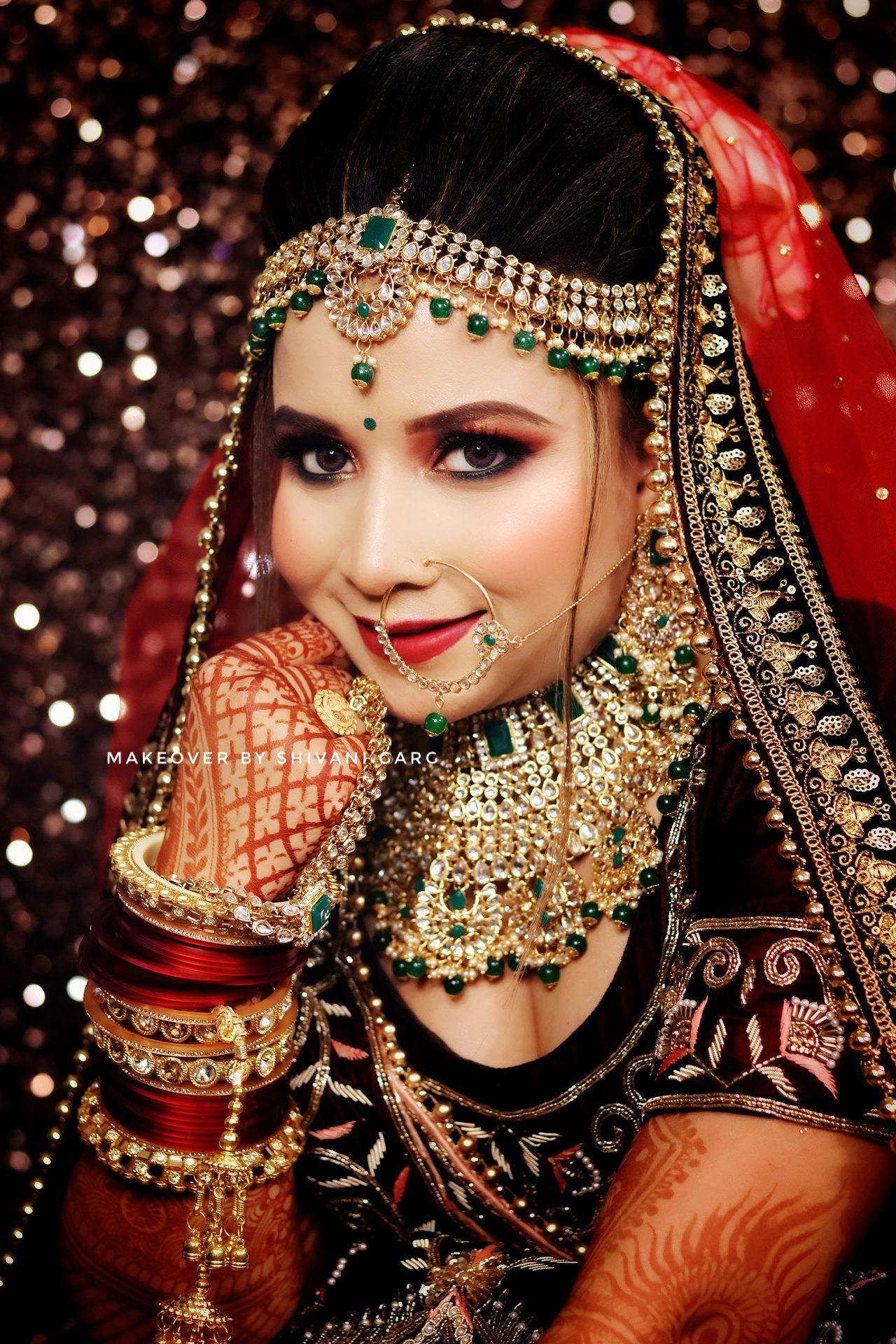 pre wedding makeup package Delhi