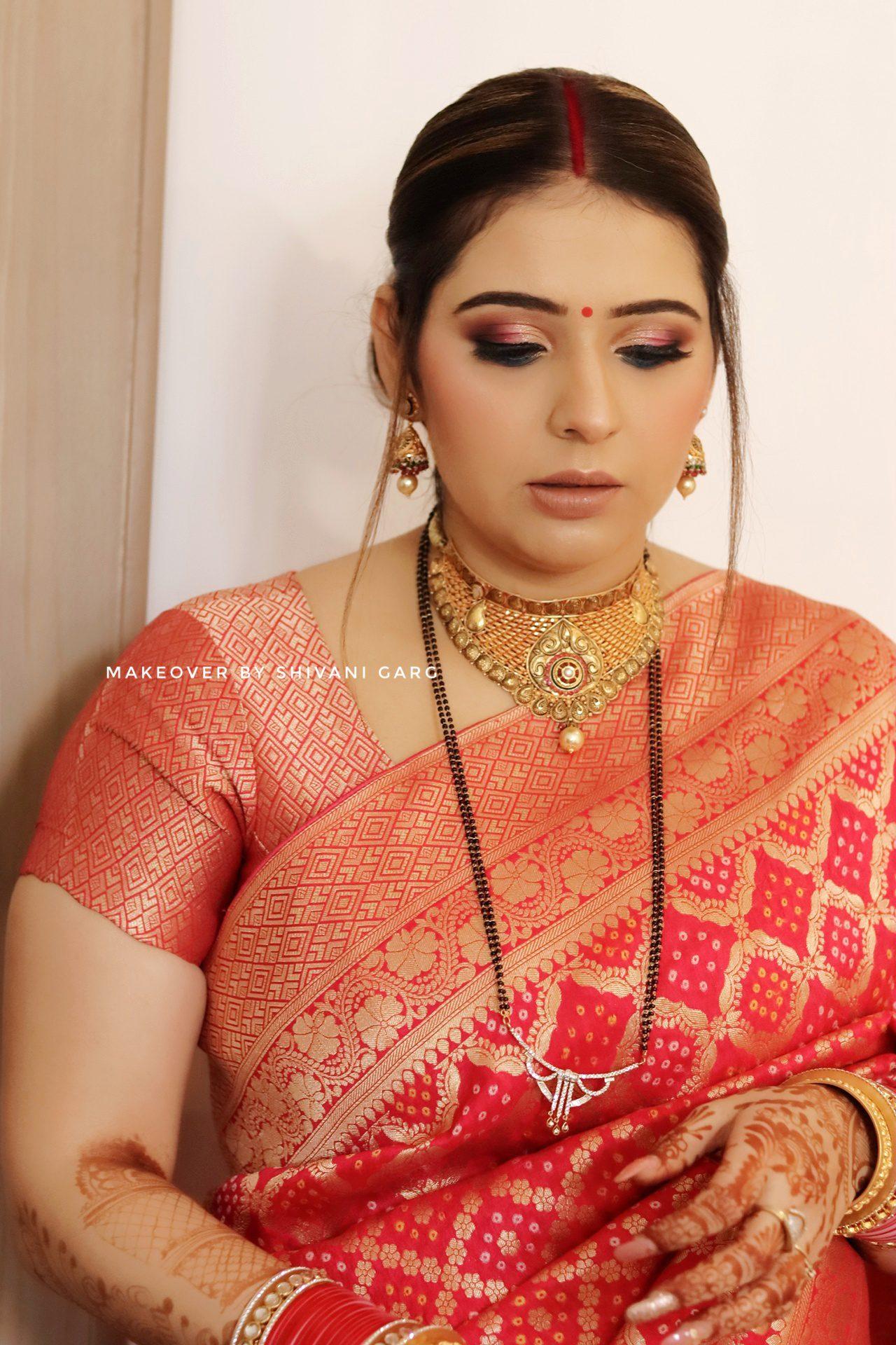 party makeup artist delhi