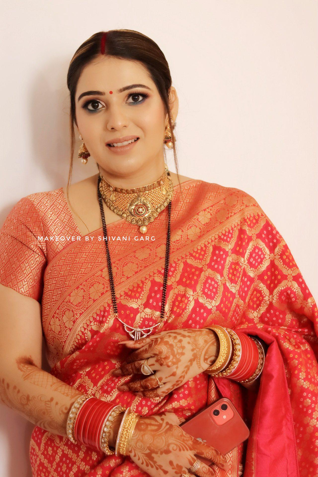 best party makeup artist in delhi