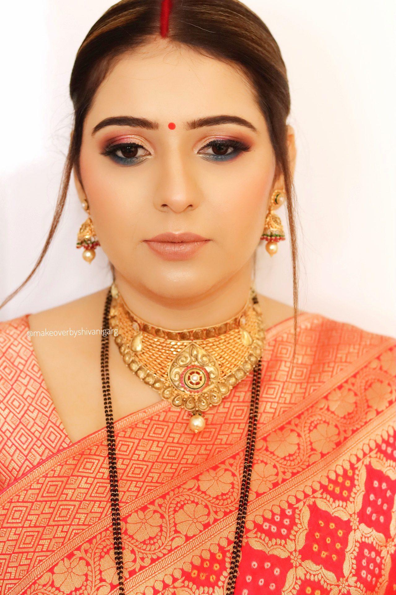 party makeup price in delhi