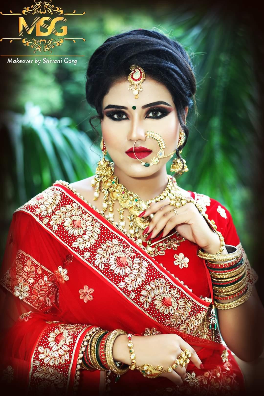 best bridal makeup in delhi